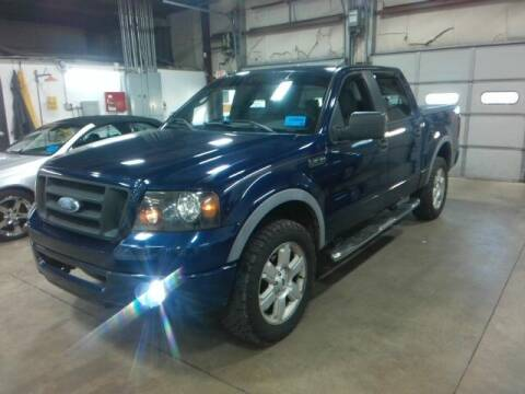 2007 Ford F-150 for sale at Kansas Car Finder in Valley Falls KS