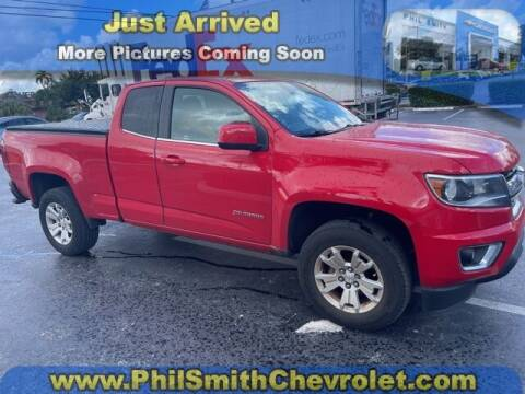 2016 Chevrolet Colorado for sale at PHIL SMITH AUTOMOTIVE GROUP - Phil Smith Chevrolet in Lauderhill FL