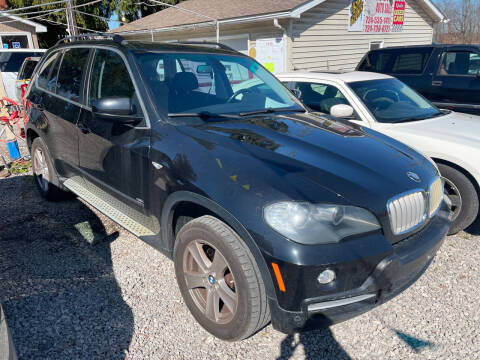 2008 BMW X5 for sale at Trocci's Auto Sales in West Pittsburg PA
