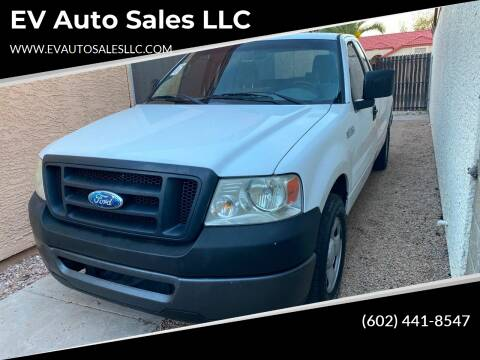 2008 Ford F-150 for sale at EV Auto Sales LLC in Sun City AZ