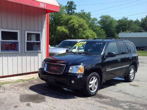 2008 GMC Envoy for sale at Midwest Auto & Truck 2 LLC in Mansfield OH