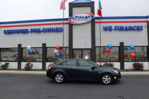 2014 Chevrolet Cruze for sale at Ultimate Auto Deals in Fort Wayne IN