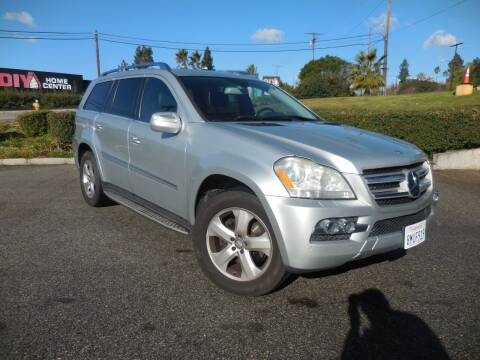 2010 Mercedes-Benz GL-Class for sale at ARAX AUTO SALES in Tujunga CA