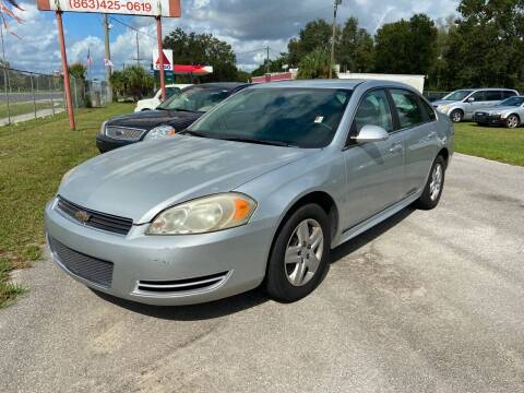 2010 Chevrolet Impala for sale at Massey Auto Sales in Mulberry FL
