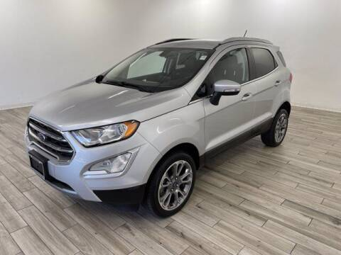 2020 Ford EcoSport for sale at TRAVERS GMT AUTO SALES - Traver GMT Auto Sales West in O Fallon MO