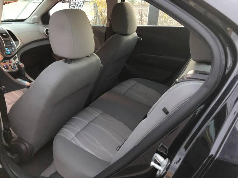 2015 Chevrolet Sonic LT Auto 4dr Sedan - Cincinnati OH