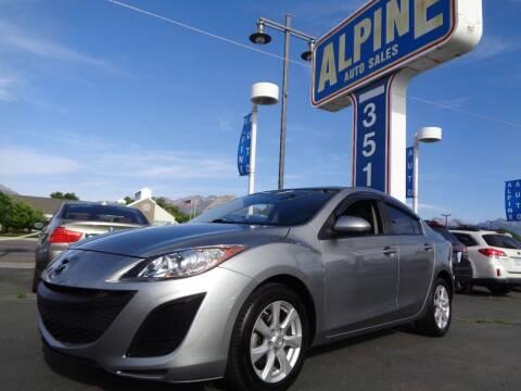 2011 Mazda MAZDA3 for sale at Alpine Auto Sales in Salt Lake City UT