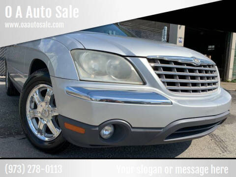 2004 Chrysler Pacifica for sale at O A Auto Sale - O & A Auto Sale in Paterson NJ