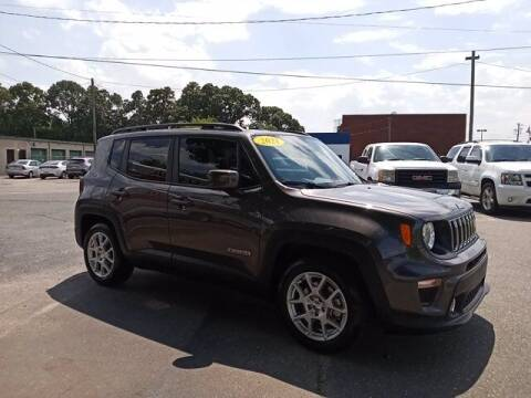 2021 Jeep Renegade for sale at Auto Finance of Raleigh in Raleigh NC