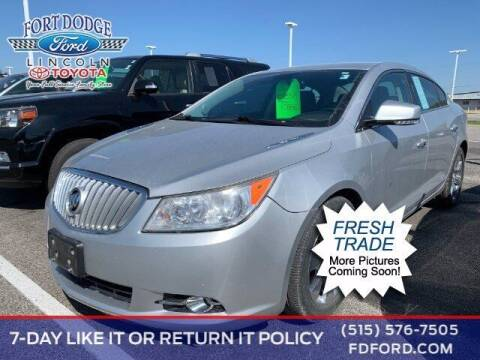 2011 Buick LaCrosse for sale at Fort Dodge Ford Lincoln Toyota in Fort Dodge IA