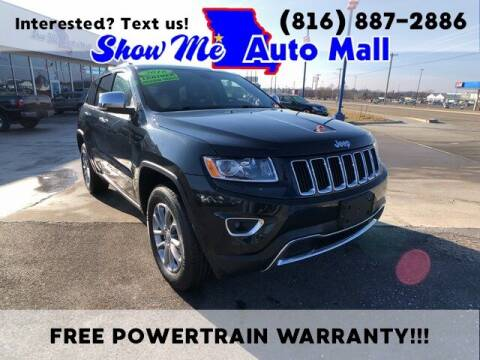 2016 Jeep Grand Cherokee for sale at Show Me Auto Mall in Harrisonville MO