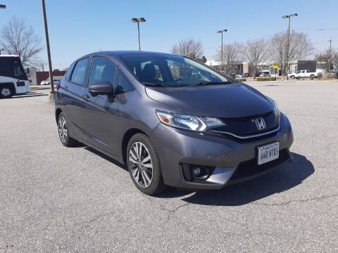 2017 Honda Fit for sale at A&R MOTORS in Portsmouth VA