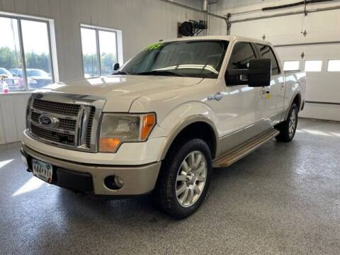 2010 Ford F-150 for sale at Sand's Auto Sales in Cambridge MN