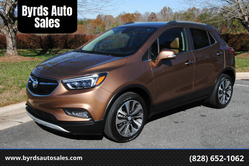2017 Buick Encore for sale at Byrds Auto Sales in Marion NC