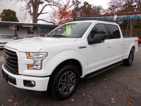 2017 Ford F-150 for sale at Culpepper Auto Sales in Cullman AL
