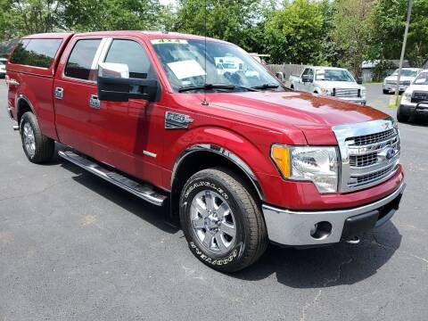 2013 Ford F-150 for sale at Stach Auto in Janesville WI