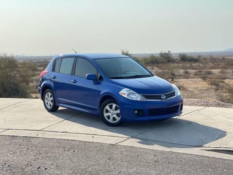 2011 Nissan Versa for sale at Arizona Choice Automotive LLC in Mesa AZ