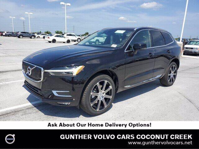 2021 Volvo XC60 for sale in Coconut Creek, FL