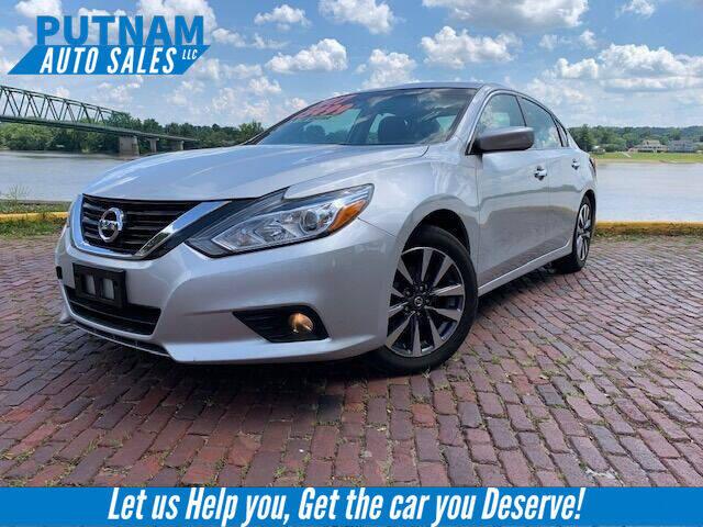 2017 Nissan Altima for sale at PUTNAM AUTO SALES INC in Marietta OH