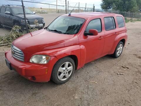 2011 Chevrolet HHR for sale at PYRAMID MOTORS - Pueblo Lot in Pueblo CO
