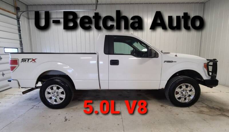 2014 Ford F-150 for sale at Ubetcha Auto in St. Paul NE