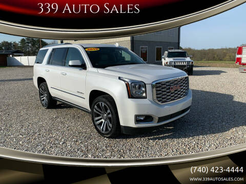 2019 GMC Yukon for sale at 339 Auto Sales in Belpre OH