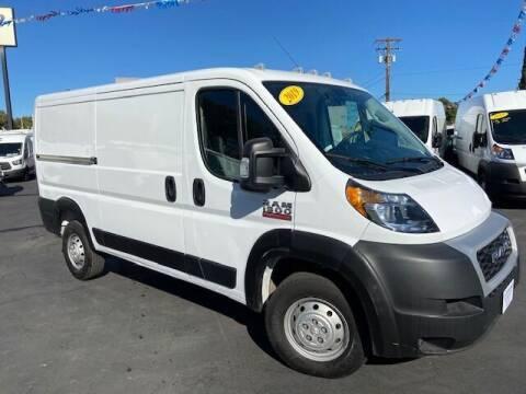 2019 RAM ProMaster Cargo for sale at Auto Wholesale Company in Santa Ana CA