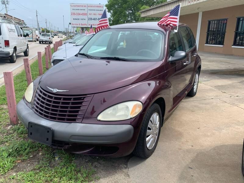 2003 Chrysler PT Cruiser for sale at Eastside Auto Brokers LLC in Fort Myers FL