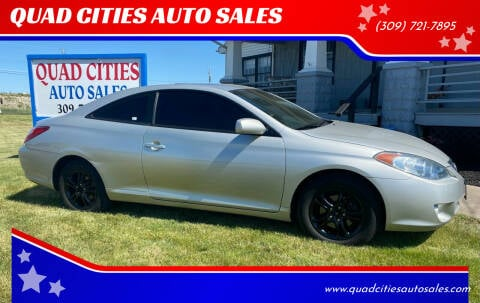 2006 Toyota Camry Solara for sale at QUAD CITIES AUTO SALES in Milan IL