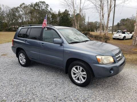 2006 Toyota Highlander Hybrid for sale at Darwin Harris Automotive in Fairhope AL