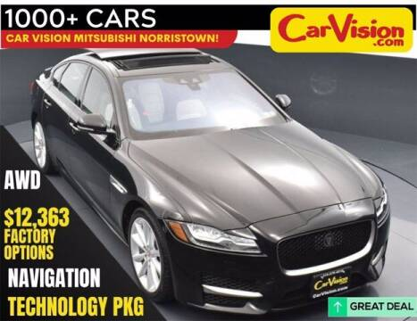 2017 Jaguar XF for sale at Car Vision Buying Center in Norristown PA