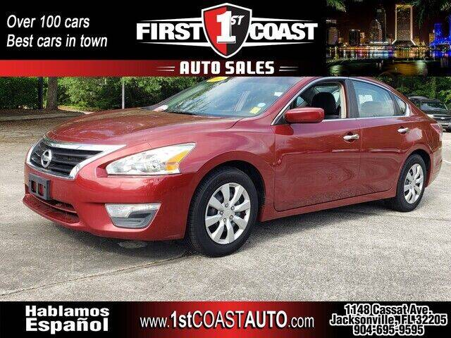 2013 Nissan Altima for sale at 1st Coast Auto -Cassat Avenue in Jacksonville FL