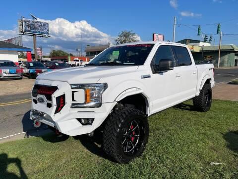 2019 Ford F-150 for sale at LA Auto Sales in Monroe LA