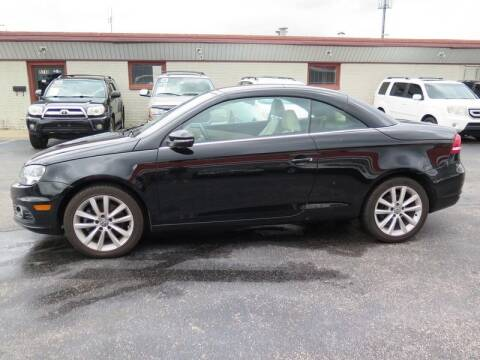 2012 Volkswagen Eos for sale at United Auto Sales in Oklahoma City OK