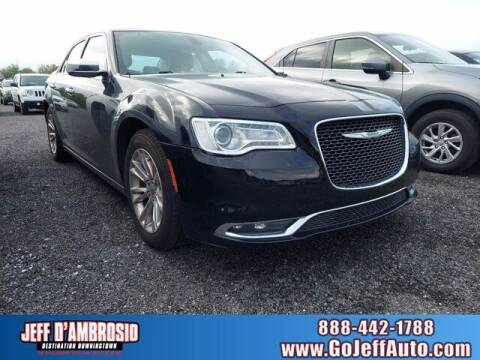 2016 Chrysler 300 for sale at Jeff D'Ambrosio Auto Group in Downingtown PA