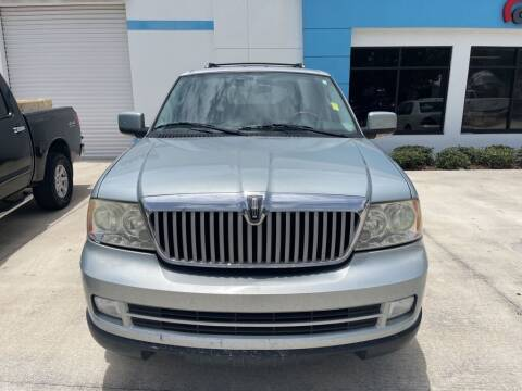 2005 Lincoln Navigator for sale at ETS Autos Inc in Sanford FL