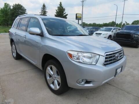 2008 Toyota Highlander for sale at Import Exchange in Mokena IL