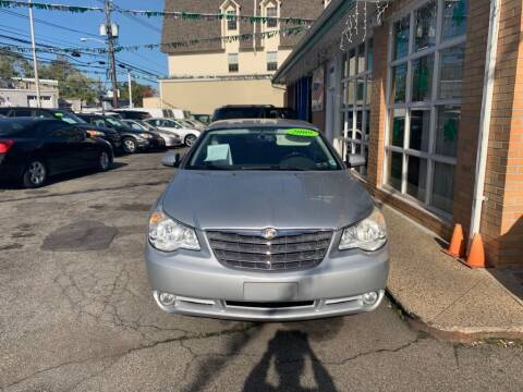 2009 Chrysler Sebring for sale at Park Avenue Auto Lot Inc in Linden NJ