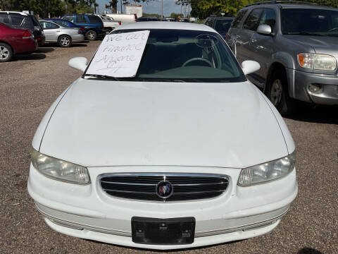 2000 Buick Regal for sale at Continental Auto Sales in White Bear Lake MN