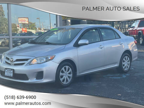 2011 Toyota Corolla for sale at Palmer Auto Sales in Menands NY