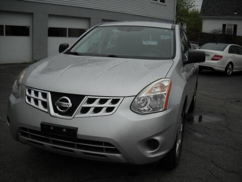 2013 Nissan Rogue for sale at Best Wheels Imports in Johnston RI