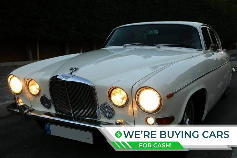 1970 Jaguar 420G for sale at 2020 AUTO LLC in Clearwater FL