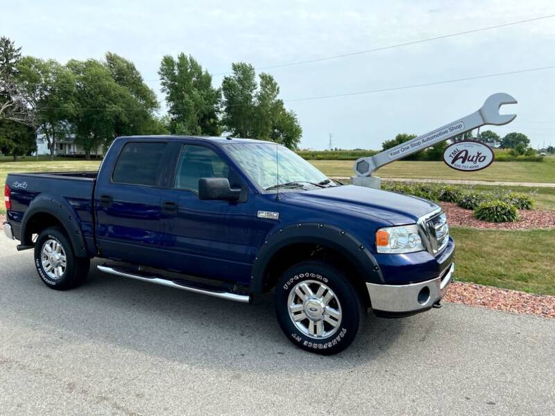 2008 Ford F-150 for sale at TML AUTO LLC in Appleton WI
