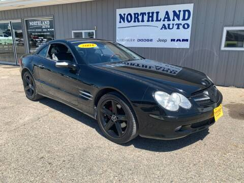 2004 Mercedes-Benz SL-Class for sale at Northland Auto in Humboldt IA