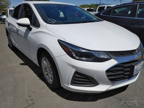 2019 Chevrolet Cruze for sale at Guy Strohmeiers Auto Center in Lakeport CA