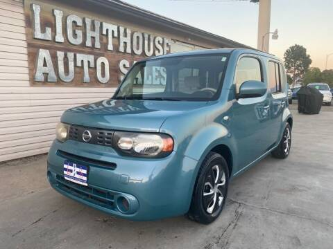 2011 Nissan cube for sale at Lighthouse Auto Sales LLC in Grand Junction CO