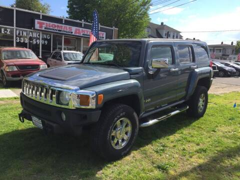 2006 HUMMER H3 for sale at Thomas Anthony Auto Sales LLC DBA Manis Motor Sale in Bridgeport CT