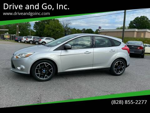 2012 Ford Focus for sale at Drive and Go, Inc. in Hickory NC
