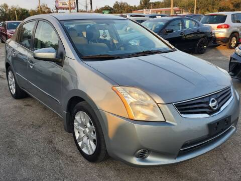 2010 Nissan Sentra for sale at Mars auto trade llc in Kissimmee FL