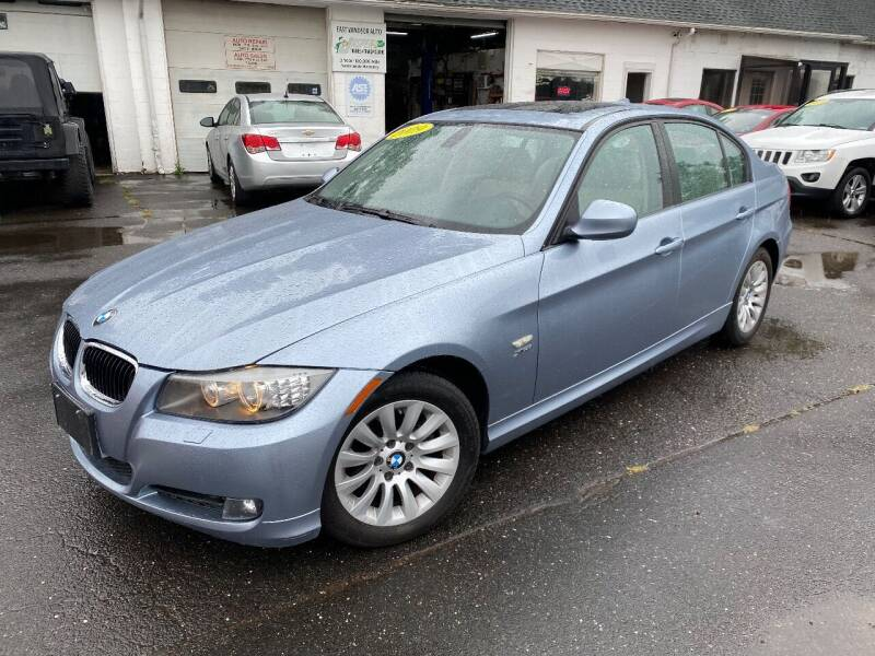 2009 BMW 3 Series for sale at East Windsor Auto in East Windsor CT